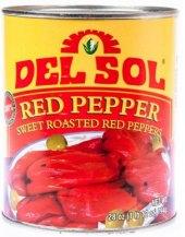 Pečené papriky Del Sol