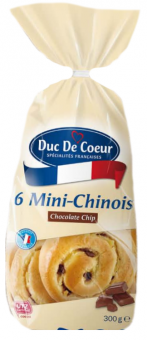 Pečivo šneci sladcí Duc De Coeur