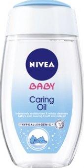 Olej pečující dětský Baby Nivea