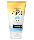Peeling pleťový Deep Clean Neutrogena