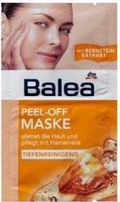 Maska pleťová peelingová Balea