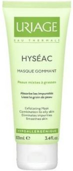 Maska pleťová peelingová Hyséac Masque Gommat Uriage