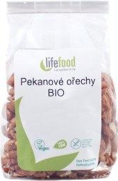Pekanové ořechy bio Lifefood