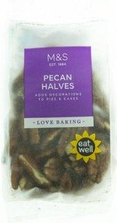Pekanové ořechy Marks & Spencer