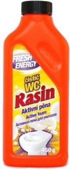 Pěna aktivní do WC Rasin