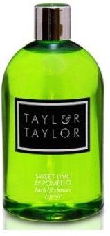 Pěna do koupele a sprchový gel Taylor & Taylor