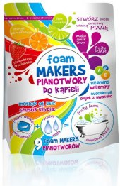Pěna do koupele barevná Foam Makers