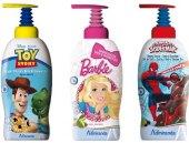 Pěna do koupele a sprchový gel dětský s motivem 2v1 Admiranda