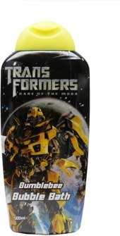 Pěna do koupele Transformers