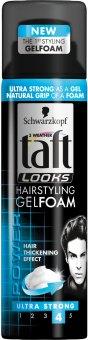 Pěna gelová na vlasy Looks Taft Schwarzkopf