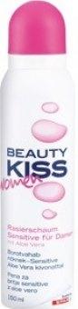 Pěna na holení dámská Beauty Kiss