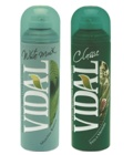 Pěna na holení dámská Vidal