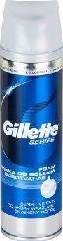 Pěna na holení pánská Series Gillette