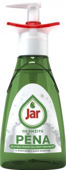 Pěna na nádobí Jar