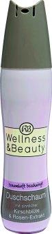 Pěna na sprchování Wellness&Beauty