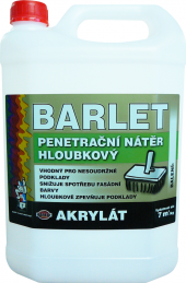 Penetrace akrylátová Barlet