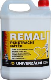 Penetrační nátěr Univerzální Remal