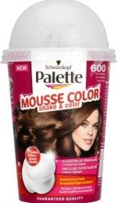 Barva na vlasy pěnová Mousse Color Palette Schwarzkopf