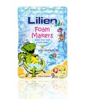 Pěnové kapsle do koupele Foam Makers Lilien