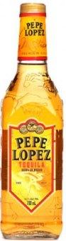 Tequila zlatá Pepe Lopez
