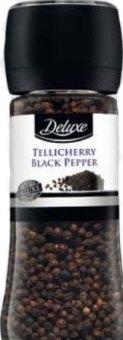 Koření Pepř černý Tellicherry Deluxe