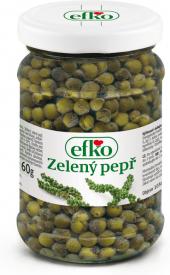 Pepř zelený Efko