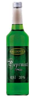 Likér Peprmint likér Alliance