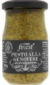 Pesto alla genovese Tesco Finest
