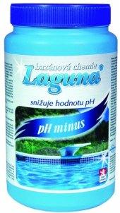 Přípravek do bazénu pH minus Laguna