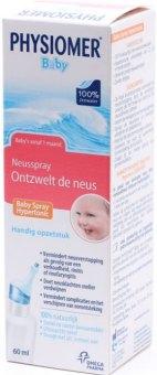 Sprej nosní Baby Hypertonic Physiomer