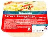 Pikantní sýrová pomazánka s česnekem Varmuža