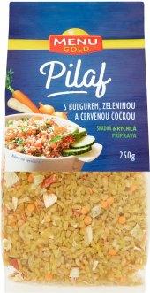 Pilaf Zlaté menu