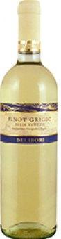 Víno Pinot Grigio Delibori