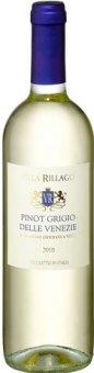 Víno Pinot Grigio delle Venezia Villa Rillago