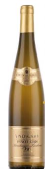 Víno Pinot Gris Vendanges Tardives Alsace 2010/2011