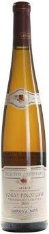 Víno Pinot Gris Vendanges Tardives Alsace 2010
