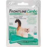 Pipety antiparazitní pro kočky Combo Frontline