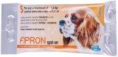 Pipety antiparazitní pro psy Fipron