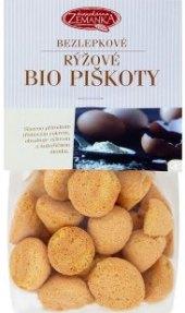 Piškoty Biopekárna Zemanka