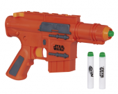 Pistol Star Wars S1 Seal Green Blaster Habro