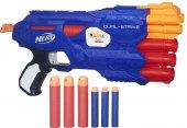 Pistole Nerf Dual-Strike Elite