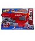 Pistole s rotačním zásobníkem Nerf Mega Cyclone