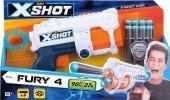 Pistole X-Shot Fury 4 Zuru