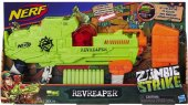 Pistole Zombie Strike Revreaper Nerf