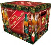 Pivo Mixpack Pivní adventní kalendář Lobkowicz