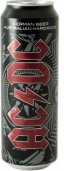 Pivo světlý ležák AC/DC