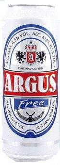 Nealkoholické pivo Argus