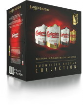Pivo B:Collection Budweiser Budvar