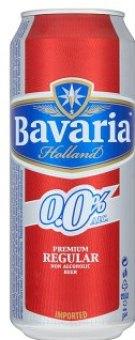 Nealkoholické pivo Bavaria
