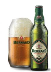 Pivo světlý ležák Kvasnicová 11° Bernard